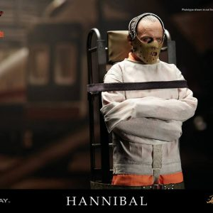 BALANCE PAYMENT ONLY Blitzway The Silence of the Lambs Hannibal Lecter Straightjacket Version 1/6 Scale Figure