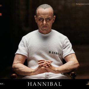 BALANCE PAYMENT ONLY Blitzway The Silence of the Lambs Hannibal Lecter Prison Uniform Version 1/6 Scale Figure