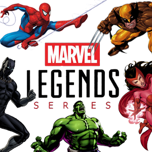 Marvel Legends 6""