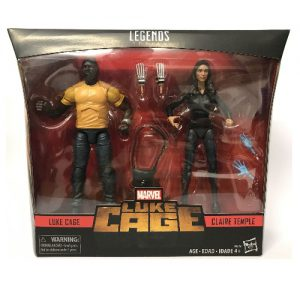 BALANCE PAYMENT ONLY Marvel Legends 6″ Exclusive Luke Cage and Claire Temple 2 Pack