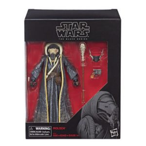 Star Wars Black Series 6″ Exclusive Moloch