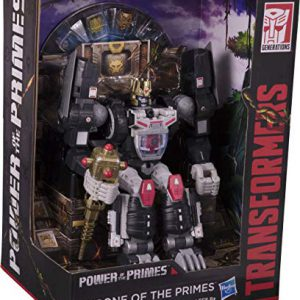 BALANCE PAYMENT ONLY Transformers Takara PP-43 Throne of the Primes