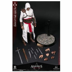 PRE-ORDER Damtoys Assassin's Creed 1/6 Altair Ibn-La'ahad