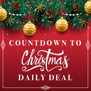 Countdown To Christmas Daily Deal