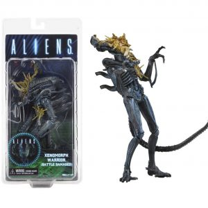 Neca Aliens Series 12.7″ Xenomorph Alien Battle Damaged (V1)