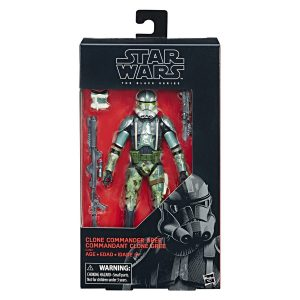 PRE-ORDER Star Wars Black Series Clone Commander Gree