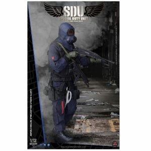 PRE-ORDER Soldier Story 1/12 Scale SSM002 HK SDU Assault Team