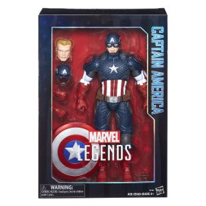 Marvel Legends 12″ Captain America