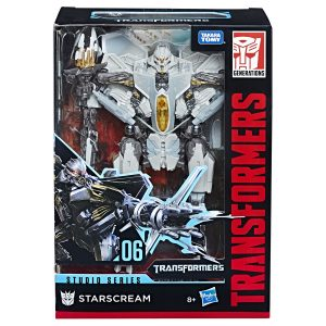 Transformers Studio Series Voyager 2007 Movie Starscream