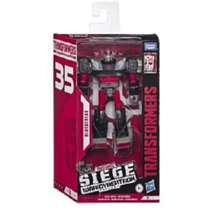 Transformers Siege Deluxe Bluestreak IN DEMAND TOYS UK EXCLUSIVE