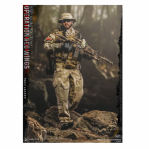 PRE-ORDER Damtoys Operation Red Wings Navy Seals SDV Team 1 Team Leader 1/6 Scale Collectible Figure