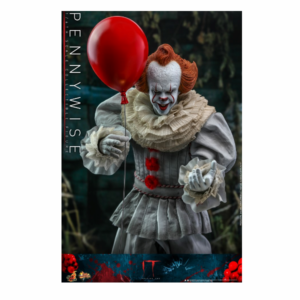 PRE-ORDER Hot Toys IT Chapter 2 Pennywise The Clown 1/6 Scale Collectible Figure