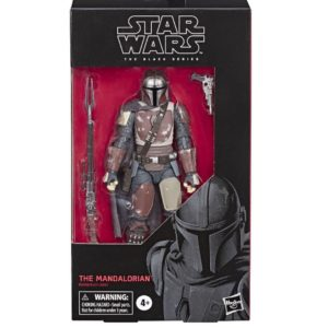 BACK ORDER Star Wars Black Series The Mandalorian