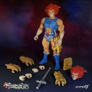 PRE-ORDER Thundercats Ultimates Lion-O