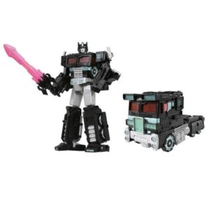 PRE-ORDER Transformers Siege Takaratomy Mall Exclusive Voyager Nemesis Prime