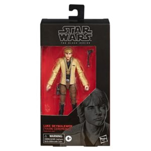 PRE-ORDER Star Wars Black Series Luke Skywalker Yavin Ceremony