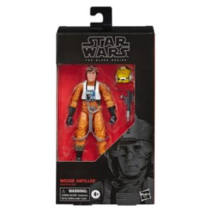 PRE-ORDER Star Wars Black Series Wedge Antilles