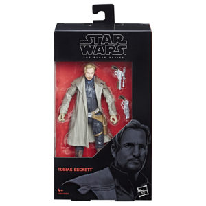 Star Wars Black Series (Solo Movie) Tobias Beckett