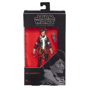 Star Wars Black Series (Solo Movie) Val