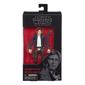 Star Wars Black Series Bespin Han Solo