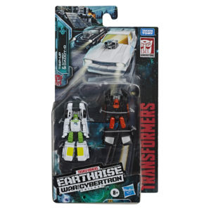 Transformers Earthrise Micromasters Hotrod Patrol