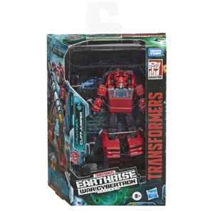 Transformers Earthrise Deluxe Cliffjumper