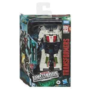 Transformers Earthrise Deluxe Wheeljack