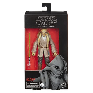 Star Wars Black Series Kit Fisto