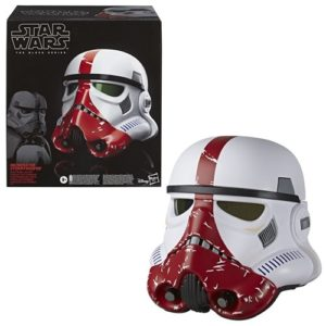 PRE-ORDER Star Wars Black Series Incinerator Helmet
