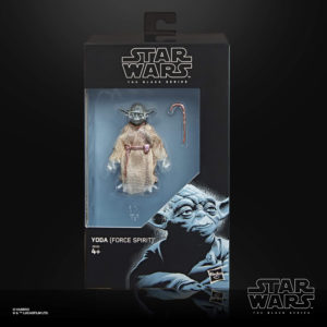 PRE-ORDER Star Wars Black Series Ghost Yoda