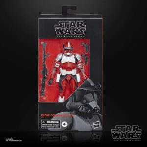 BALANCE PAYMENT ONLY Star Wars Black Series Clone Commander Fox