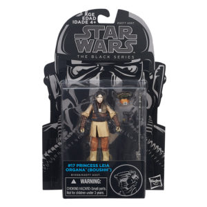Star Wars Black Series 3.75″ Princess Leia Boussh IN STOCK SOON