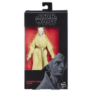 Star Wars Black Series Supreme Leader Snoke IN STOCK SOON