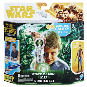 Star Wars Force Link 2.0 Starter Pack With Han Solo IN STOCK SOON