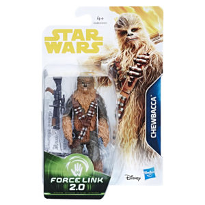 Star Wars 3.75″ Force Link 2.0 Chewbacca