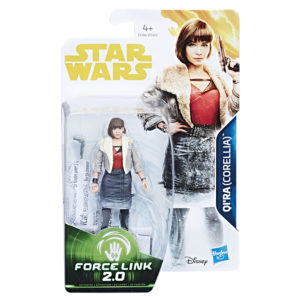 Star Wars 3.75″ Force Link 2.0 Qi'Ra (Corellia)