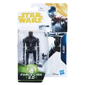 Star Wars 3.75″ Force Link 2.0 K-2SO