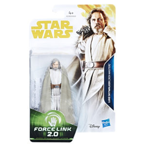 Star Wars 3.75″ Force Link 2.0 Luke Skywalker Jedi Master
