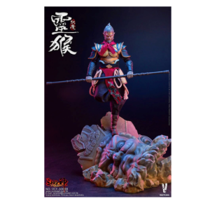 PRE-ORDER Verycool Palm Treasure Series Dou Zhan Shen Monkey King Deluxe Version 1/12 Scale Collectible Figure
