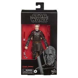 PRE-ORDER Star Wars Black Series Count Dooku