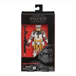 BACK ORDER Star Wars Black Series Clone Wars Commander Bly (MAX 1 PER CUSTOMER)