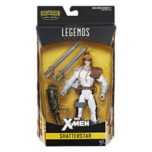 Marvel Legends X-Men Warlock Series Shatterstar