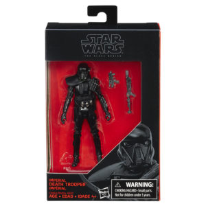Star Wars 3.75″ Black Series Death Trooper