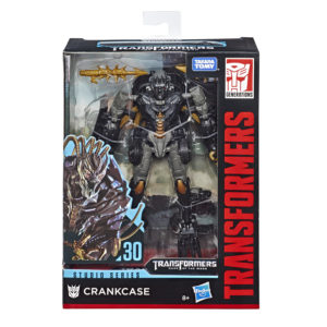 Transformers Studio Series Deluxe Crowbar (Takara Version)
