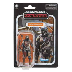 BACK ORDER Star Wars Vintage Collection Mandalorian (Due August)