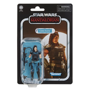 Star Wars Vintage Collection Cara Dune
