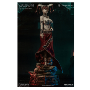 PRE-ORDER Sideshow x TB League Court of the Dead Gethsemoni The Dead Queen 1/6 Scale Collectible Figure