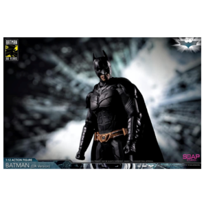PRE-ORDER Soap Studio FG004 Batan The Dark Knight Batman 1/12 Scale Collectible Figure