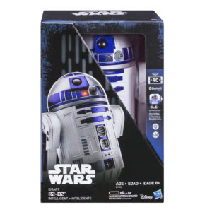 Star Wars Smart App Enabled Remote Control Electronic R2-D2