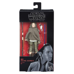 Star Wars Black Series Rey Island Journey (Due January 22nd)